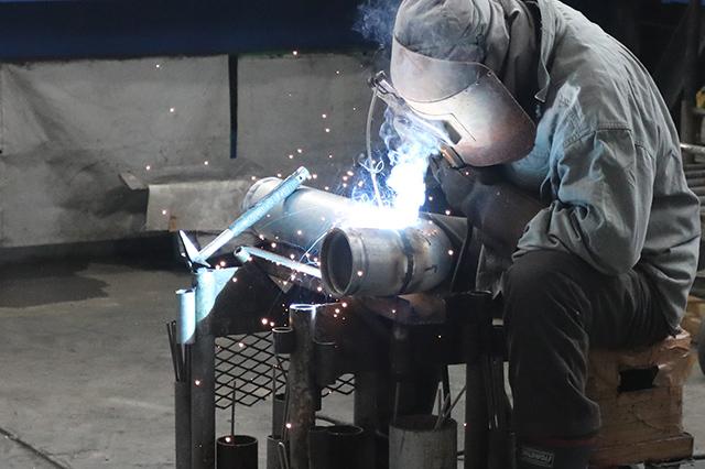 配管・鋼造物溶接